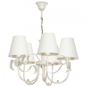 Lampa do salonu 5-ramienna MATO 5792/L